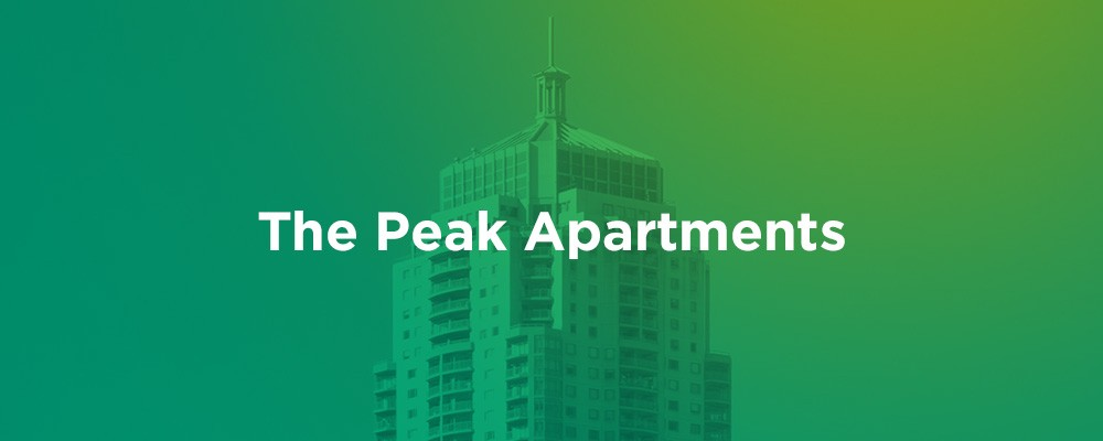 Green Connection Group The Peak Apartment Case Study